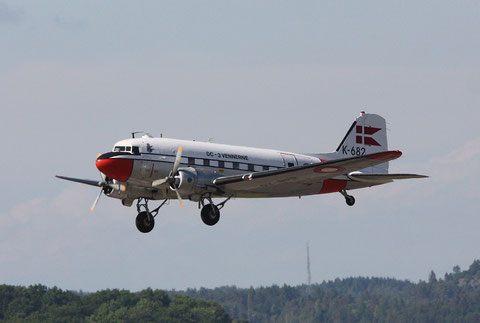 DC3 OY-BPB-1