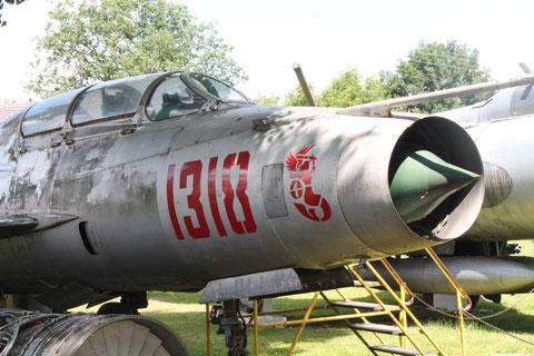 MiG21U 1318-1