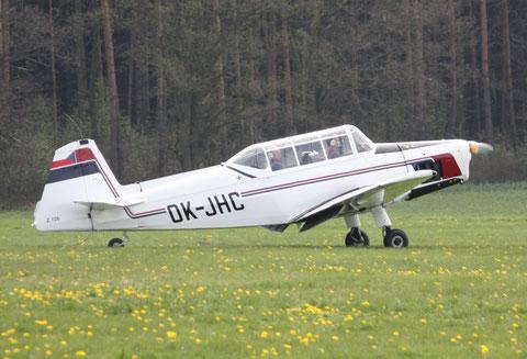 Z126 OK-JHC-1