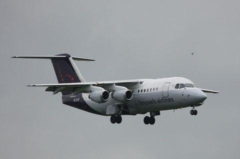 RJ85 OO-DJP-1
