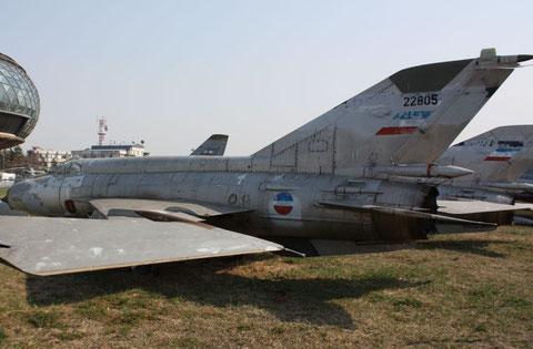 MiG21M 22805-1
