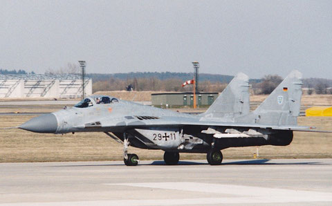 MiG29 29+11-1