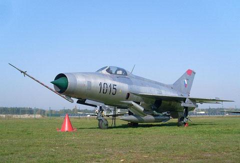 MiG21 1015-1