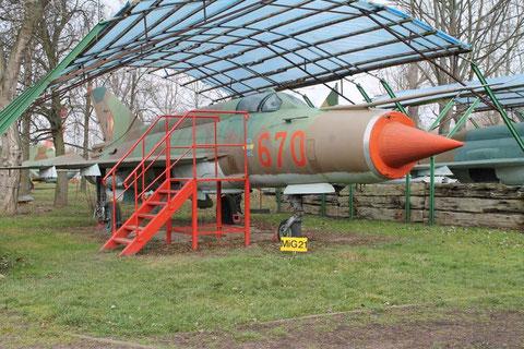 MiG21MF 670-1