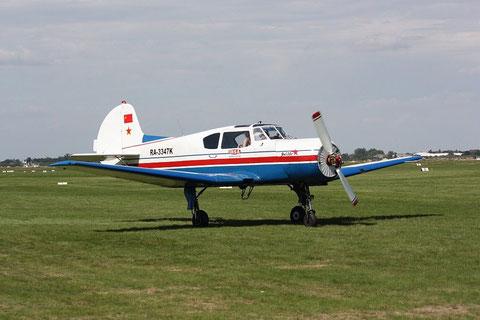 JAK18 RA-3347K-1