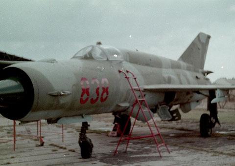 MiG21 838-1