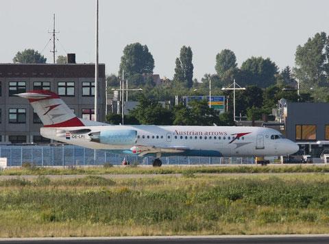 Fokker70 OE-LFI-1