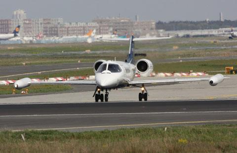 Learjet D-CGRC-1