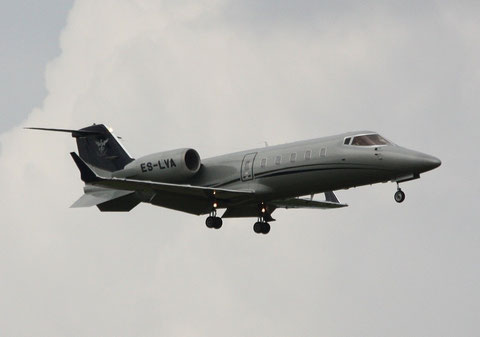 Learjet60 ES-LVA-1