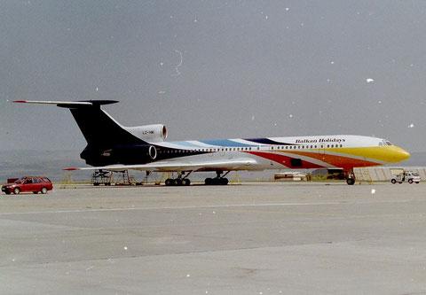 TU154 LZ-HMI-1