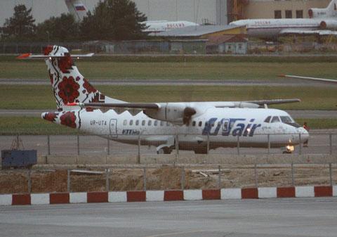 ATR42 UR-UTA-1