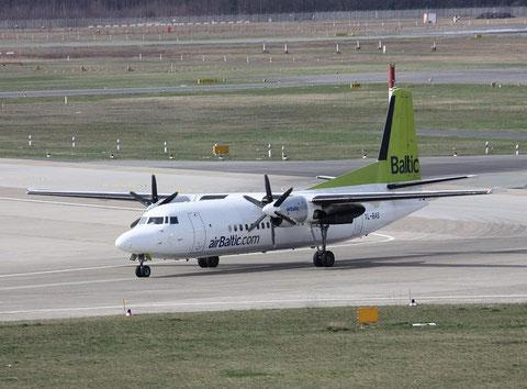 Fokker50 YL-BAS-1
