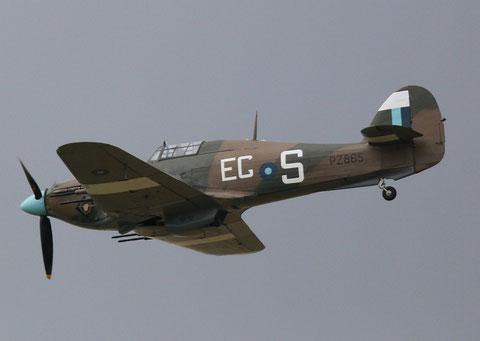 Hurricane PZ865-1