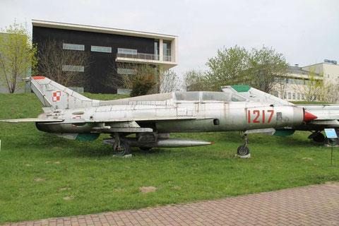 MiG21U 1217-1