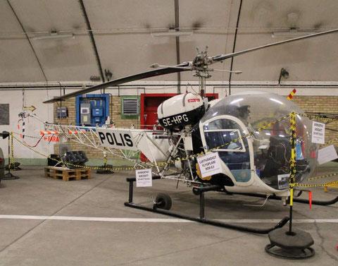 Bell47 SE-HPG-1