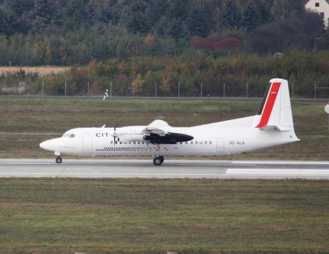 Fokker50 OO-VLQ-1