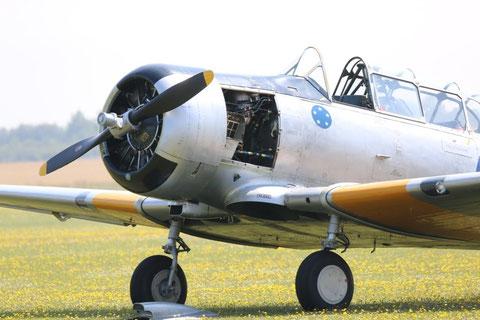 T6 G-BJST-1