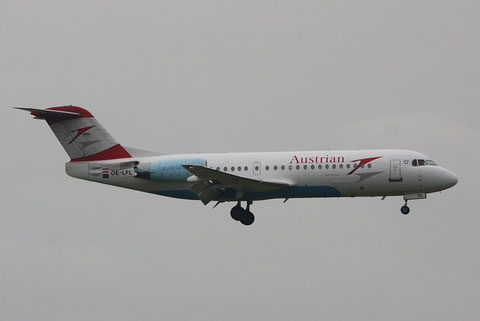 Fokker70 OE-LFL-1