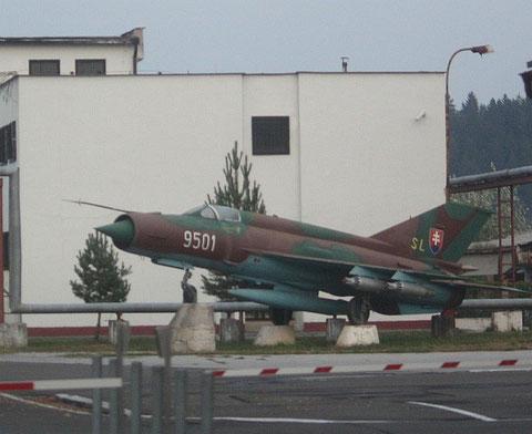 MiG21 9501-1