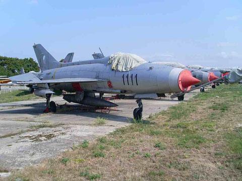 MiG21 1111-1