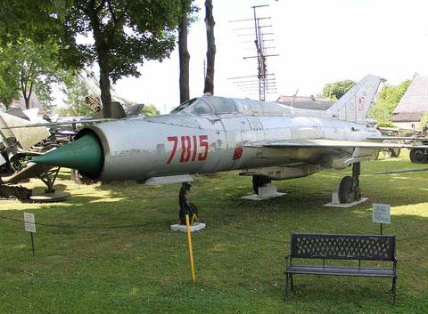 MiG21 7815-1