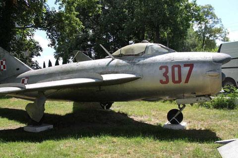 MiG17PF 307-1