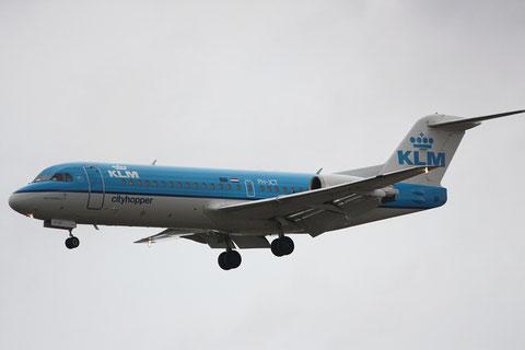 Fokker70 PH-JCT-1