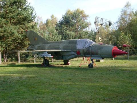 MiG21 981-1
