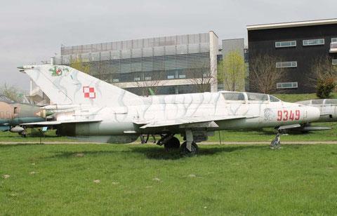 MiG21UM 9349-1