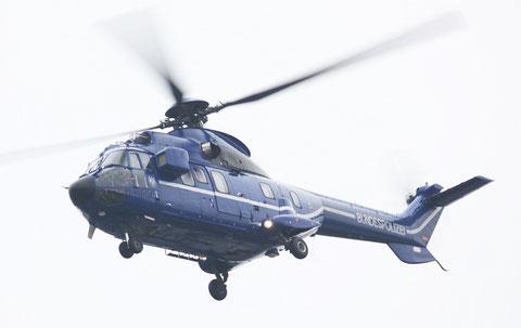 Super Puma D-HEGC-1