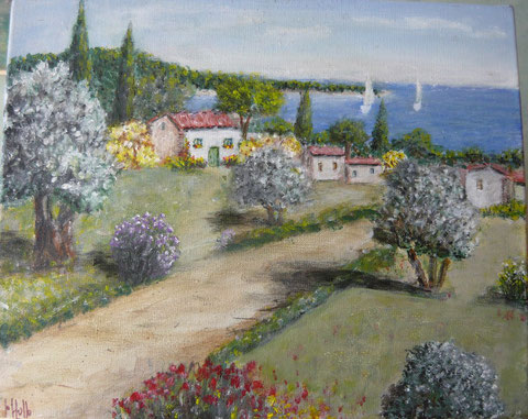 Un coin de Provence
