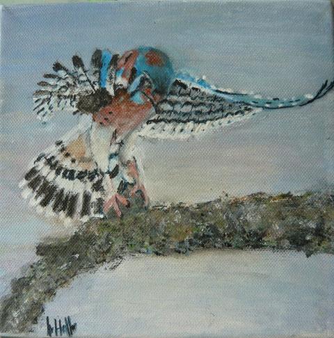Oiseau de Paradis