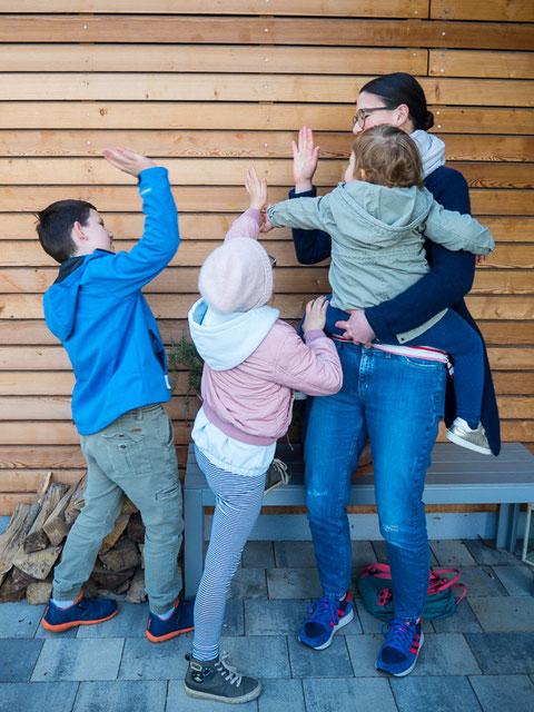 Kinder machen (un)glücklich