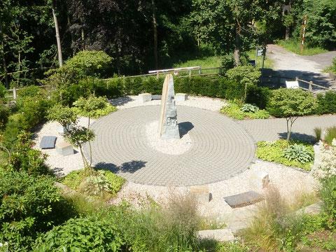 Gedenkstätte für die Opfer der Möhneseekatastrophe - Foto: Thorsten Drees