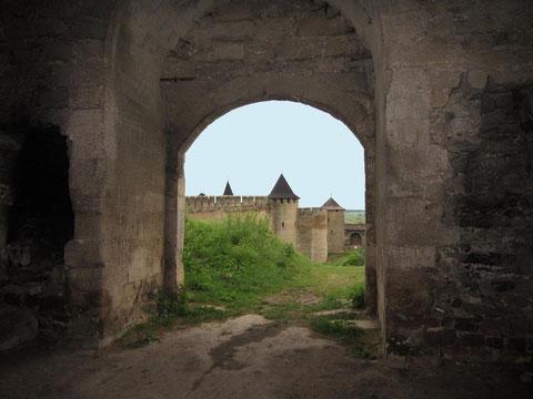 Замок з південних воріт