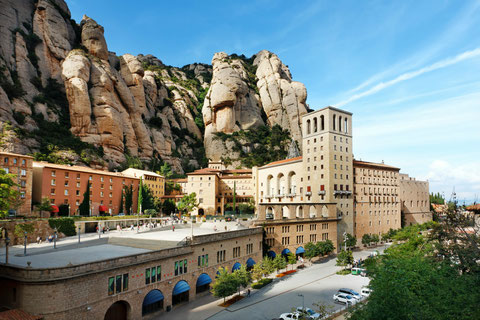 Escursione Montserrat