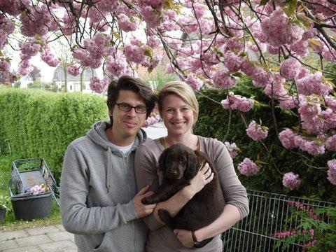 Anna + Thomas mit Mia