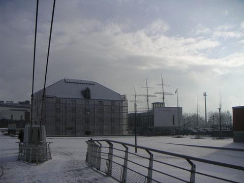 Speicher am Museumshaven Vegesack