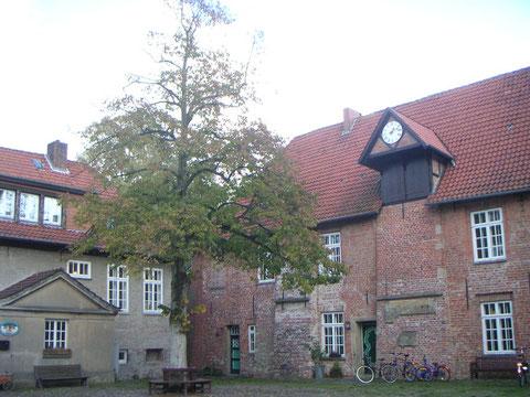 Haus Blomendal mit KTH und kl. Museum