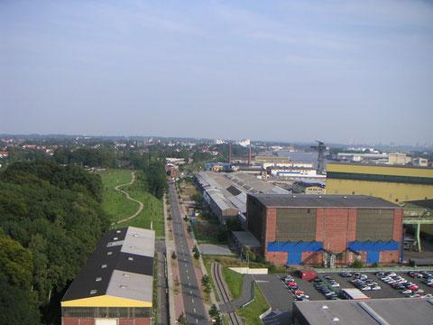 Westpier Industrie u. Vegesack