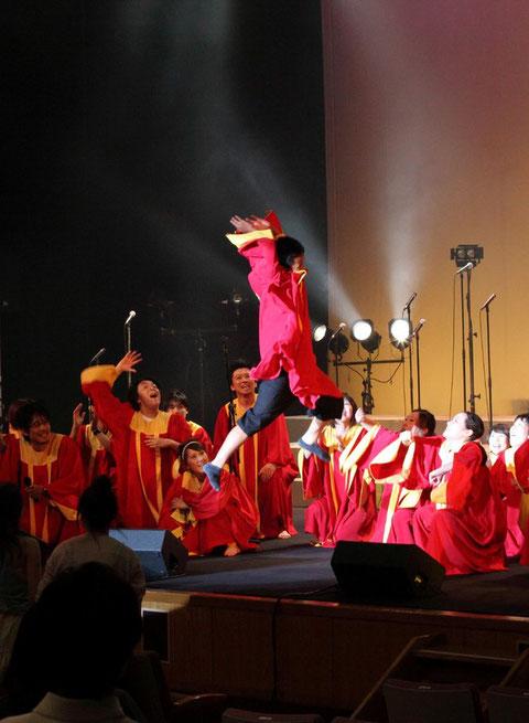 Gospel Live 2012 ただいま準備中。