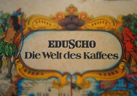Eduscho Die Welt des Kaffees 1960
