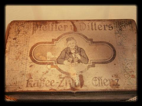 Kaffeedose Pfeiffer-Dillers