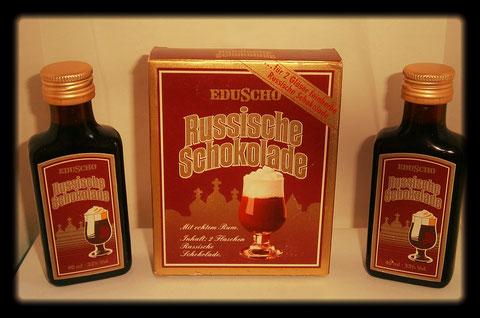 Russische Schokolade 1970-1980