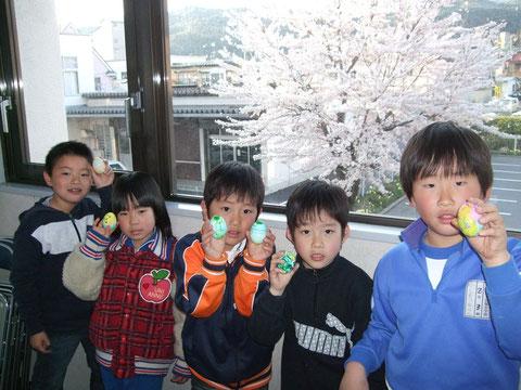 (左から)Hayato,Kaede,Hiroto,Yuki and Sota