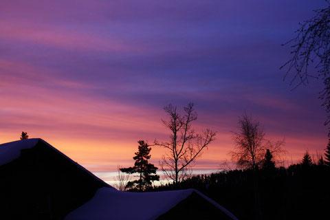 Sonnenaufgang  07:00 Uhr