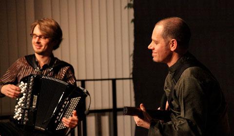 Tango meets Jazz, Martin V. & Martin Schaberl