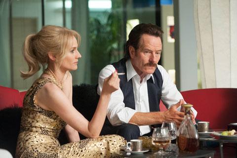 Diane Kruger et Bryan Cranston, faux couple pour mission dangereuse (©ARP Sélection).