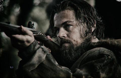 Leonardo DiCaprio est Hugh Glass, une légende américaine (©20th Century Fox).