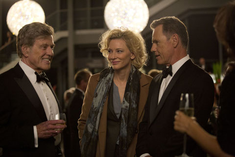 Robert Redford, Cate Blanchett, Bruce Greenwood: les vedettes de CBS vont faire une erreur (©Warner Bros).